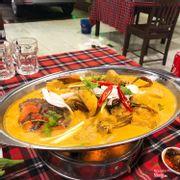 Cà ri Cua - Đặc sản ở Long Cua - ngon lắm , béo cốt dừa , khoai , đậm vị