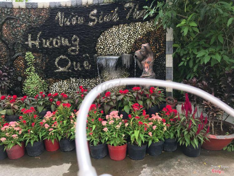 Vườn Sinh Thái Hương Quê ở Đồng Tháp