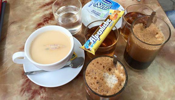 Góc Phố Cafe - Tô Vĩnh Diện