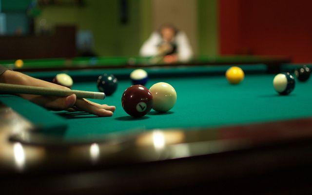Alpha Club Billiard & Gaming