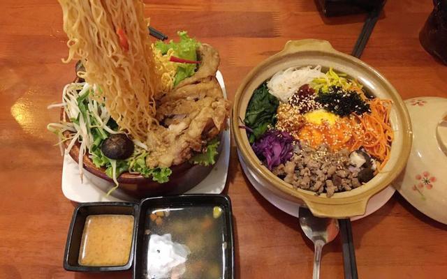 Yuri - Food & Drink