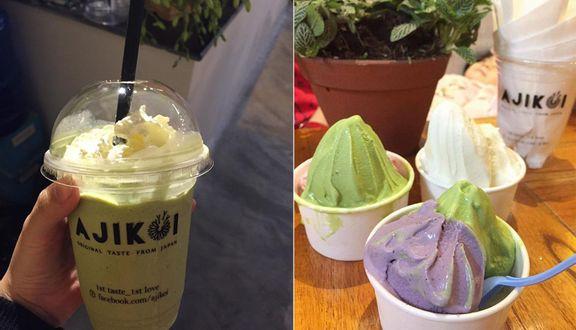 Ajikoi - Ice Cream & Matcha - Phạm Văn Đồng