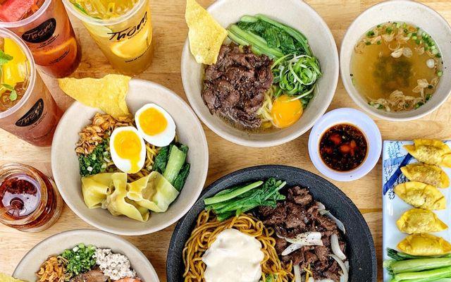 Mì Thơm - Noodle Bar