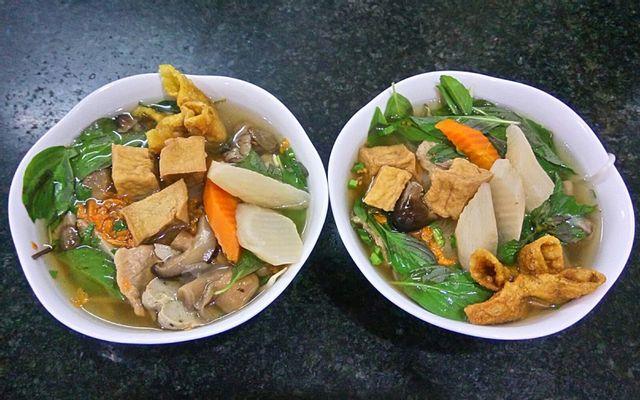 Quán Chay - Hủ Tiếu, Bánh Canh & Bún Riêu