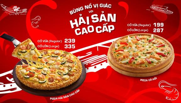 Pizza Hut - Nguyễn Thái Học