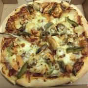 Pizza gà thập cẩm