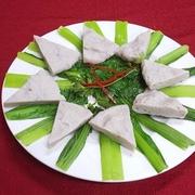 chả cá thát lác sào bông cải