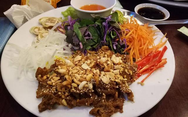 Ớt Xiêm Xanh - Ẩm Thực Việt
