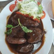 Beefsteak thăn nội
