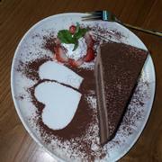 Chocolate cake 45k