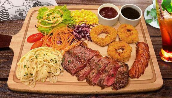 Hello Pasta - Beefsteak - Mì Ý - Phan Xích Long