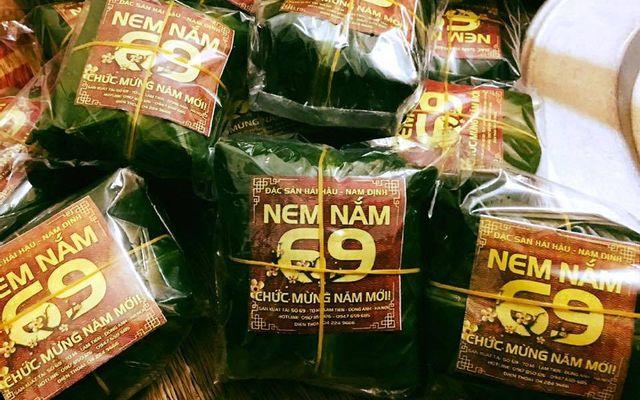 Nem Nắm 69 - Đặc Sản Nam Định Online