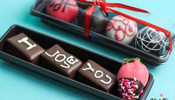 Vinh Tẩm - Chocolate & More - Kim Mã