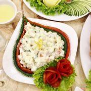 Salad Nga (Russian Salad)