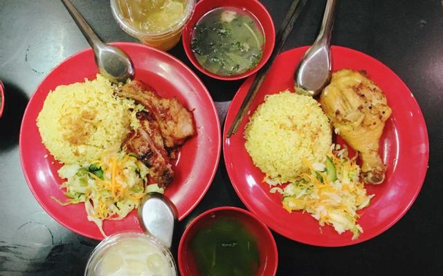 Trung Châu - Cơm Ngon