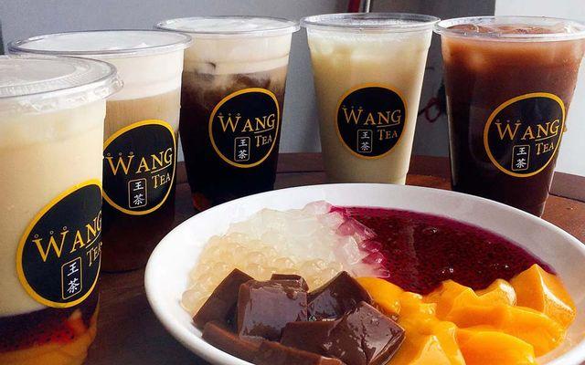 Wang Tea - Trà Sữa Đài Loan - Nguyễn Tuân