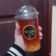 Mango Tea + Pandan Pearl