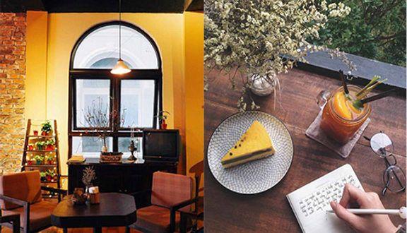 các quán cafe đẹp ở hà nội để chụp ảnh