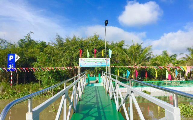 Hải Thanh - Vườn Du Lịch Sinh Thái Suối Cá Koi