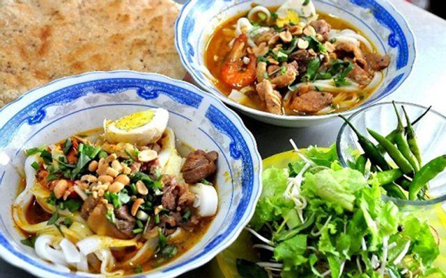 Mì Quảng Mỹ Sơn - Trần Khánh Dư