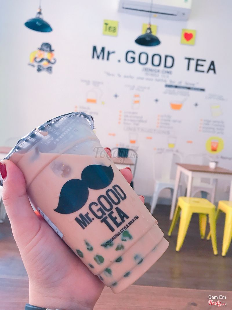 Mr. Good tea