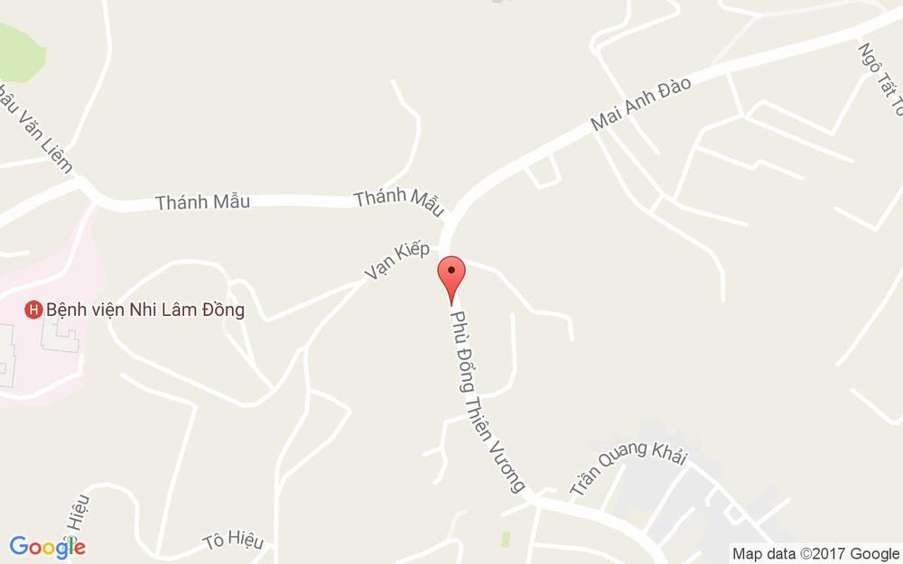Vị trí bản đồ Băng Như - Mứt & Vườn Dâu ở Lâm Đồng