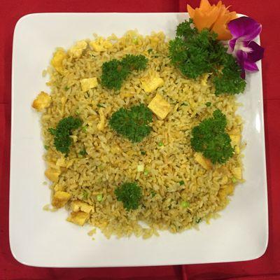 Cơm rang trứng Trâu Ngon Quán