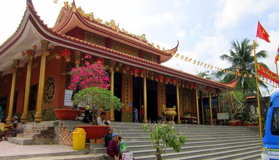 Thiền Viện Đông Lai