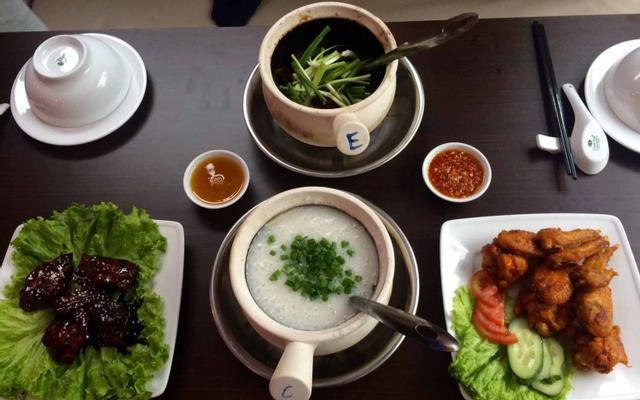 Geylang Lor 9 - Cháo Ếch Singapore