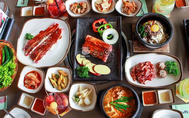 Gogi House - Nướng Hàn Quốc - Linh Đàm