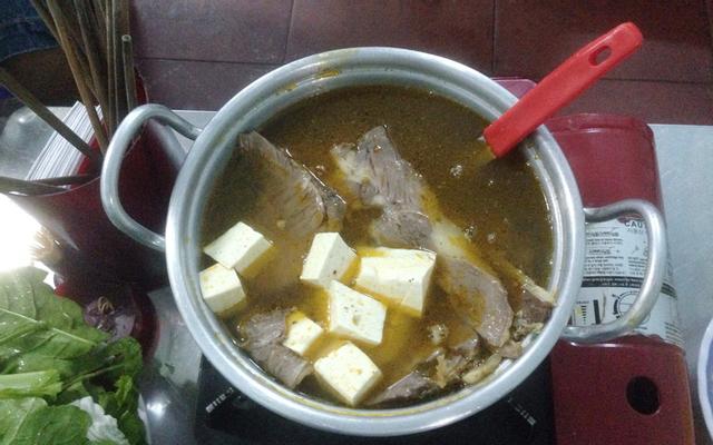 Sáu Ẩn - Bò Nướng & Lẩu Dựng Bò