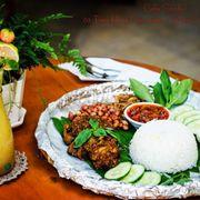 Cơm béo Malaysia nasilemak