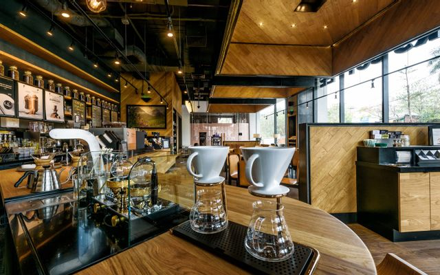 Starbucks Coffee - Somerset Westpoint