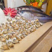 sashimi hàu