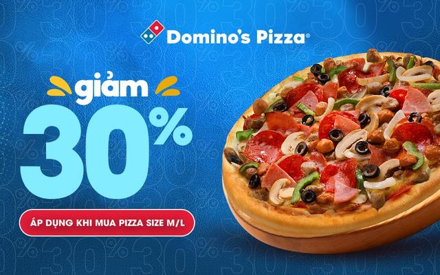 Domino's Pizza - Rice City Linh Đàm