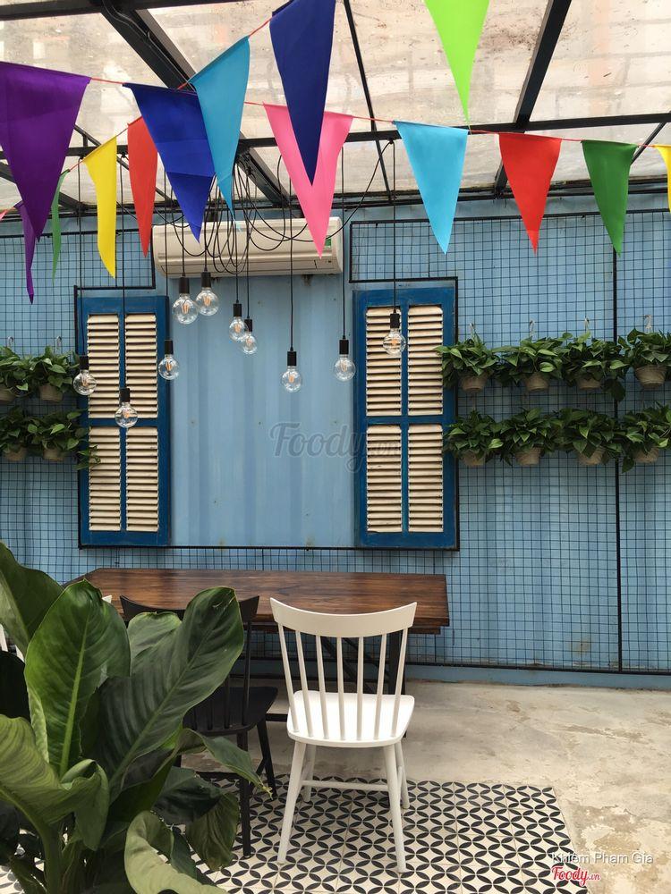 Cafe de Seoul ở Hà Nội
