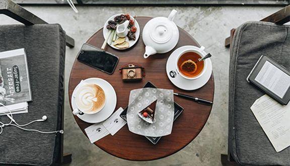 Three O'clock - Coffee & Tea - Sư Vạn Hạnh