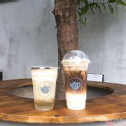 Trà Oolong và cappuccino NGỌT LẮM LUÔN