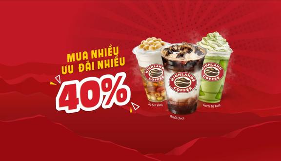 Highlands Coffee - Mường Thanh Xa La