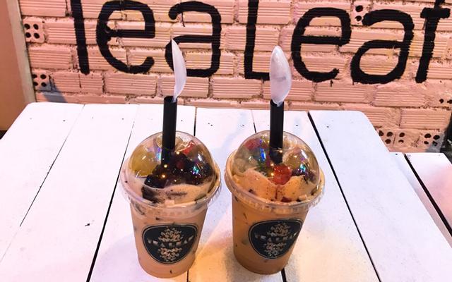 Tea Leaf - Tea & Cake - Phùng Chí Kiên