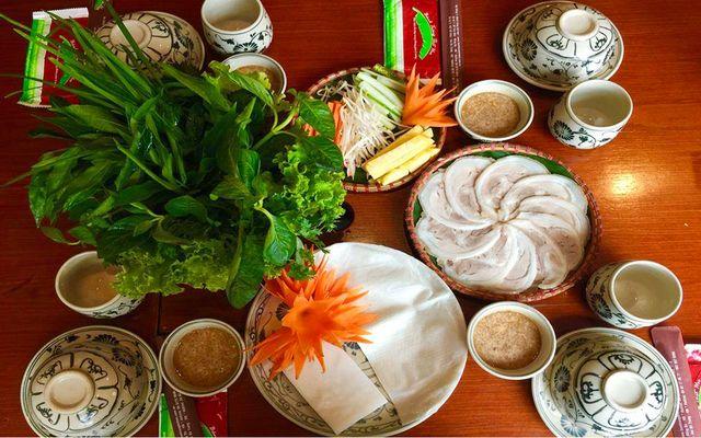 Bánh Tráng Thịt Heo Phú Cường - Hồ Gươm Plaza