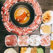 Lẩu buffet ufo