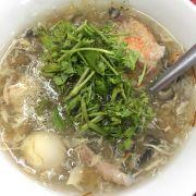 súp cua đặc biệt là có nấm