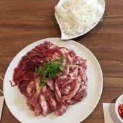 Đĩa thịt bò