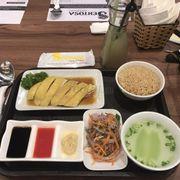 Cơm đùi gà Hải Nam 🍚🍗🍲