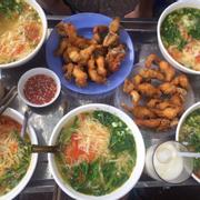 Bún cá 30 Nguyễn Thái Học... Giá thành rẻ và chất lượng ổn