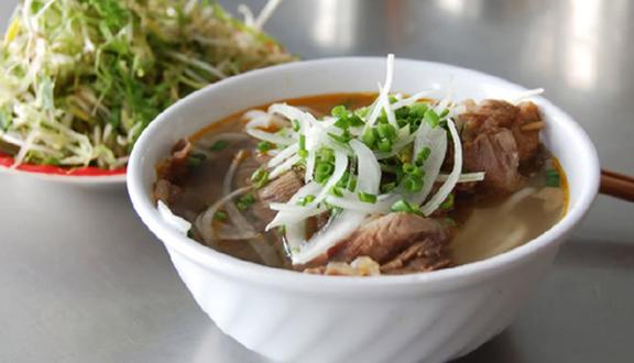 Nhơn - Cháo & Bún Giò