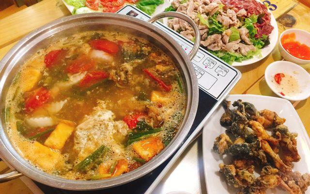 Khói BBQ - Lẩu, Nướng & Hải Sản