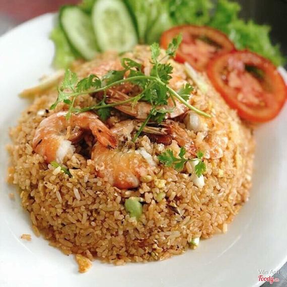 Cơm chiên tôm Thái