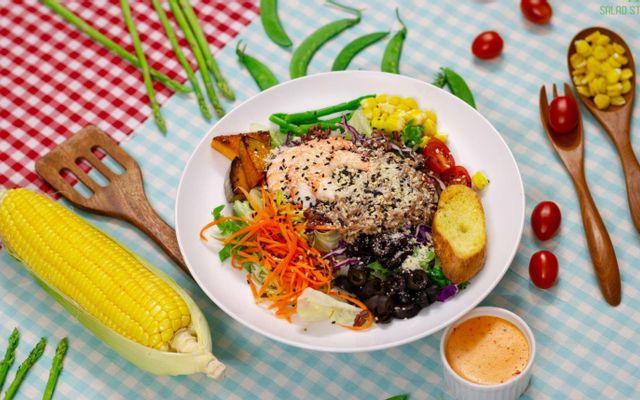 Salad Station - Salad Tự Chọn - Đường 3 Tháng 2
